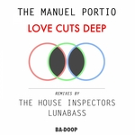 MANUEL PORTIO, The - Love Cuts Deep EP (Front Cover)