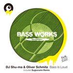 DJ SHU MA/OLIVER SCHMITZ - Bass Is Loud (Front Cover)