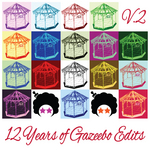 12 Years Of Gazeebo Edits V2