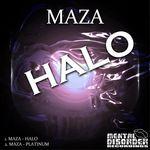 MAZA - Halo (Front Cover)