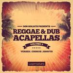Reggae & Dub Acapellas Vol 5 (Sample Pack WAV)