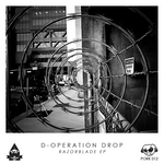 D OPERATION DROP - Razorblade (Front Cover)