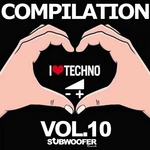 I Love Techno Greatest Hits Vol 10 (Subwoofer Records)