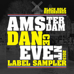 VARIOUS - Black Hole Recordings Amsterdam Dance Event Sampler 2013 (Front Cover)
