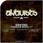 DESTRO - Caracas Beats EP (Front Cover)