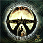 WICCATRON - 9Fingers (Front Cover)