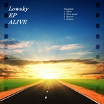 LOW SKY - Alive (Front Cover)