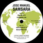 MANUEL, Jose - Samsara (Front Cover)