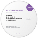 DEAD MANS CHEST - Darkness At Noon (Front Cover)