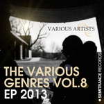 The Various Genres Vol 8 EP 2013