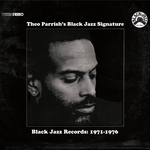 PARRISH, Theo/VARIOUS - Black Jazz Signature (Front Cover)