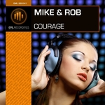 ANDERSON, Mike/ROBERTO MILANESI - Courage (Front Cover)