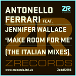 Make Room For Me (The Italian Mixes)