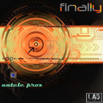 ANTELE PROX - Finally (Front Cover)