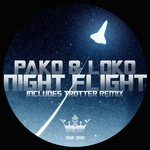 PAKO & LOKO - Night Flight (Front Cover)