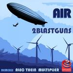 2BLASTGUNS - Air (Front Cover)