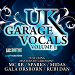 UK Garage Vocals Vol 1 (Sample Pack WAV/APPLE)
