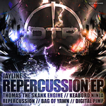 JAYLINE - Repercussion EP (Front Cover)
