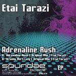 ETAI TARAZI - Adrenaline Rush (Front Cover)