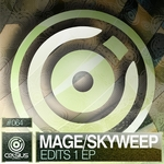 MAGE/SKYWEEP - Edits 1 EP (Front Cover)