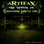 ARTIFAX - The Depths EP (Front Cover)