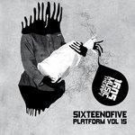 VARIOUS - Sixteenofive - Platform Vol 15 (Front Cover)