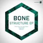 BONE - Structure EP (Front Cover)