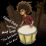 The Boy Beats On His Drum