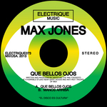 JONES, Max - Que Bellos Ojos (Front Cover)