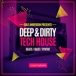 Deep & Dirty Tech House (Sample Pack WAV/APPLE/LIVE/REASON)