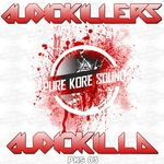 AUDIOKILLERS - Audiokilla (Front Cover)