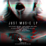 VARIOUS - Just Music (Front Cover)