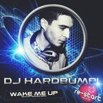 DJ HARDBUMPI - Wake Me Up (Front Cover)