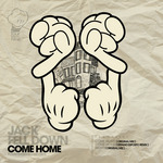 JACK FELL DOWN - Come Home (Front Cover)