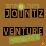 JOINTZ, Quincy - Jointz Venture Remixed Vol 2 (Front Cover)