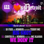 The Ill <3's Detroit EP