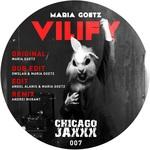 GOETZ, Maria - Vilify (Front Cover)