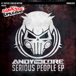ANDY THE CORE - Serious People EP (Front Cover)