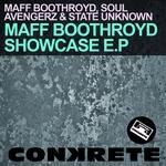 Maff Boothroyd Showcase EP