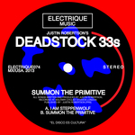 DEADSTOCK 33S, The - Summon The Primitive (Front Cover)