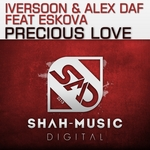 IVERSOON/ALEX DAF feat ESKOVA - Precious Love (Front Cover)