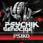 PSIKO - Bad Monster EP (Front Cover)