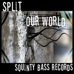 SPLIT - Our World (Front Cover)