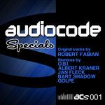FABIAN, Robert - AudioCodeSpecials 001 (Front Cover)