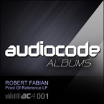 FABIAN, Robert - Point Of Reference LP (Front Cover)