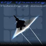 DJ GRAVITY - Velocity Of Sound (Front Cover)