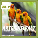 Artenvielfalt Vol 2 - Diversity Of Modern Tech-House Sounds