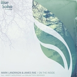LANDRAGIN, Mark/JAMES RAE - On The Inside (remixes) (Front Cover)