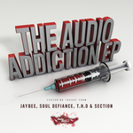 VARIOUS - Audio Addiction Vol 1 (Front Cover)
