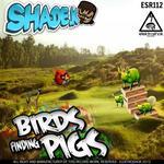 Birds Finding Pigs